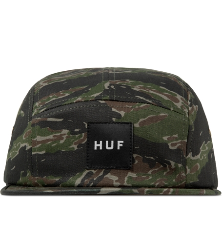 Huf Olive Camo Volley Cap Hypebeast Store. Shop Online For Men's Fashion Streetwear Sneakers Accessories