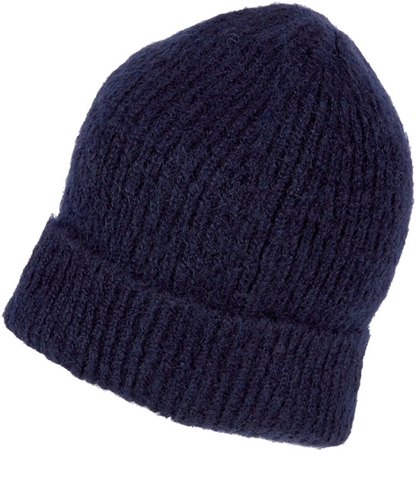 Acne Blue Stream Kid Beanie Hat Accessories By Acne Liberty.Co.Uk