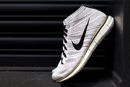 A Closer Look At The Nike Free Flyknit Chukka Gold Hypervenom Hypebeast
