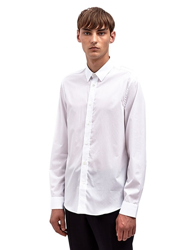 Acne Mens Jeffrey Pop Cotton Shirt