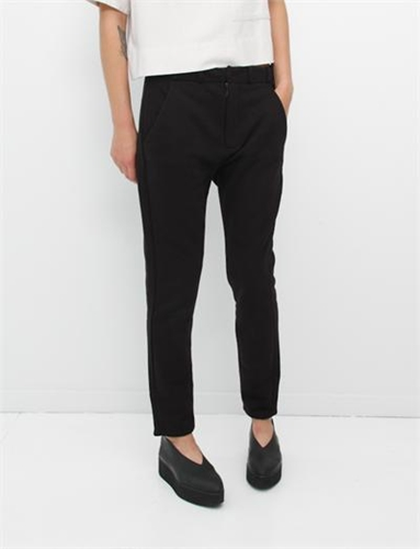 Mm6 By Maison Martin Margiela Heavy Sweat Pant Black