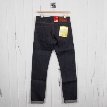 Naked Famous Jeans Skinnyguy Left Hand Twill Selvedge Buy Mens Designer Jeans At Denim Geek