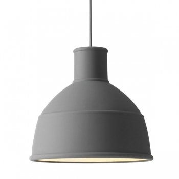 Unfold Lamp Grey Pendants Lighting Finnish Design Shop