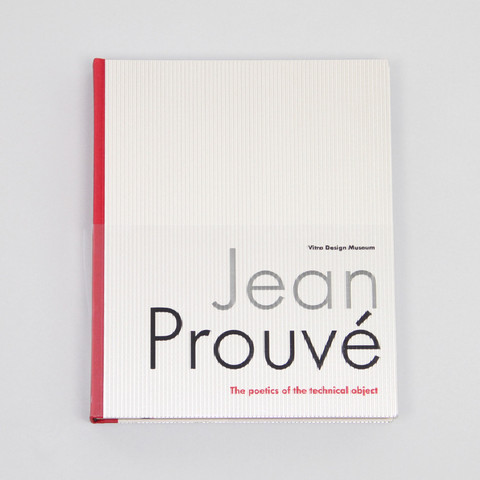 Jean Prouve The Poetics of the Technical Object by Vitra Design OEN Shop