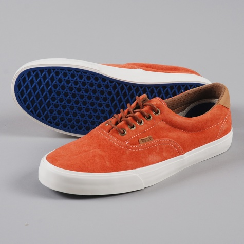 Vans Era 59 Ca Pig Suede Orange Rust