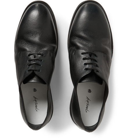 Marsell Leather Derby Shoes Mr Porter