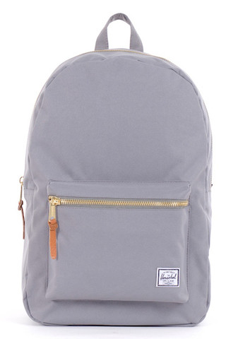 GOOD AS GOLD HERSCHEL SUPPLY CO settlement backpack grey