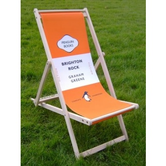 Penguin Deckchair Brighton Rock Penguin Classics Bloomsbury Store