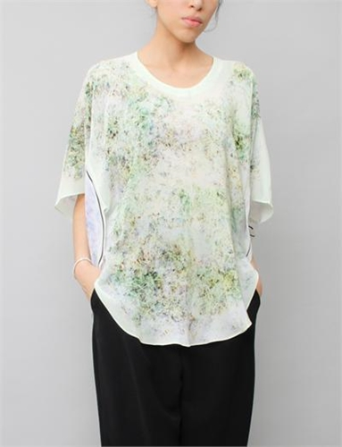 Anntian Silk Top Moonstone