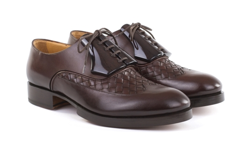 Diego Vanassibara Model Two Brogue