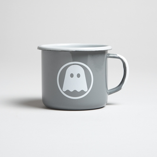 Ghostly Enamelware Mug By Ghostly International Goods The Ghostly Store
