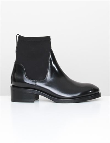 Acne Comet Boot Black
