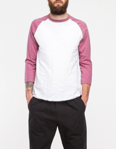 3 4 Sleeve Baseball Tee
