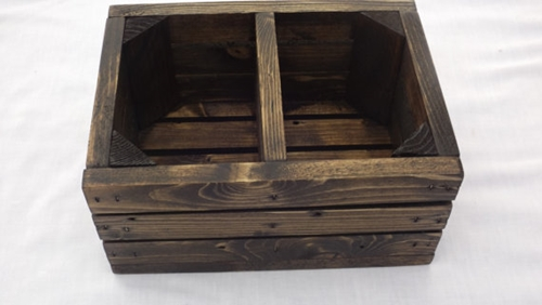 Reclaimed Wooden Remote Control Caddy With By Phyllissexton