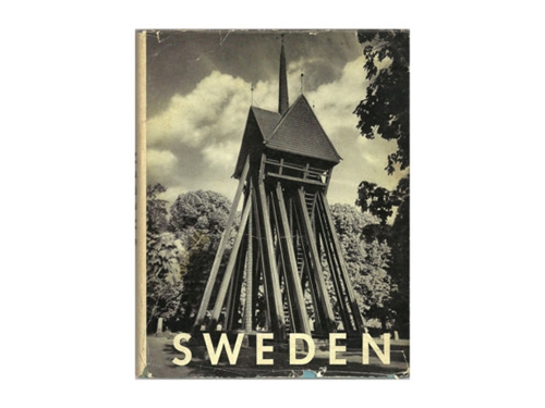 Sweden by Otto Siegner Vintage Travel by VintageEditionBooks