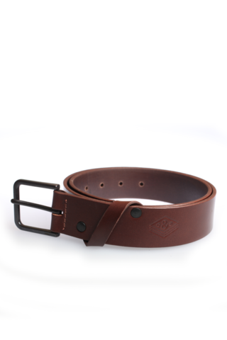 GOOD AS GOLD Cut Run no 1 belt brown