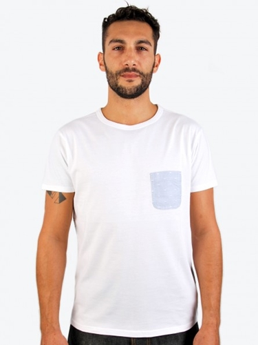 Odessa Tee White Sixpack France