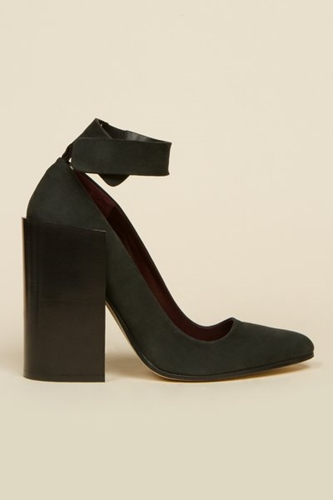 ACNE TERRA ANKLE HEELS WOMEN ACNE OPENING CEREMONY