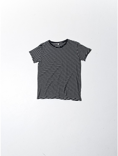 R13 Boy T Stripes Oak