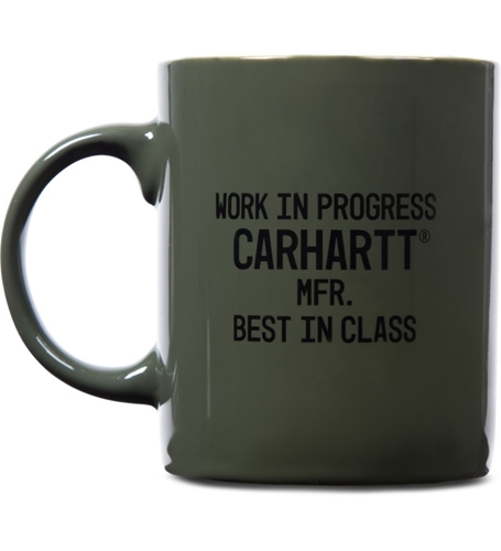 Carhartt Work In Progress Black Coffee Mug Hypebeast Store. Shop Online For Men's Fashion Streetwear Sneakers Accessories