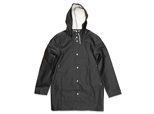 Neighbour Stockholm Raincoat Black