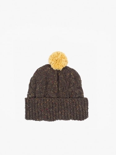 Howlin By Morrison Aw13 Fat Albert Hat Moss Yellow