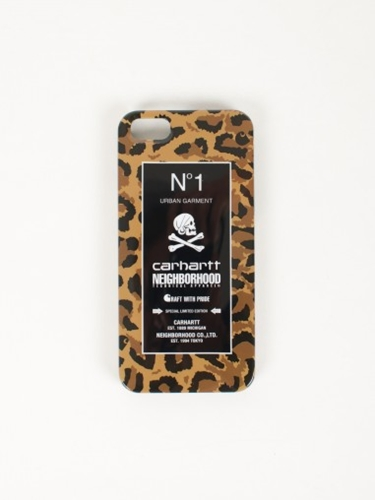 Neighborhood X Carhartt Nhch Leopard No.1 I Phone Case Antic Boutik