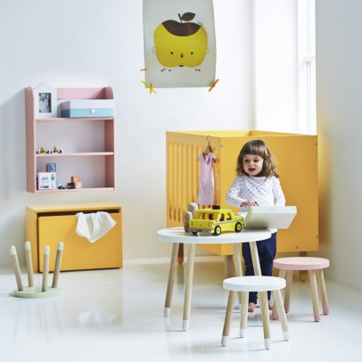 Flexa Play Child Table White Kids' Furniture Smallable