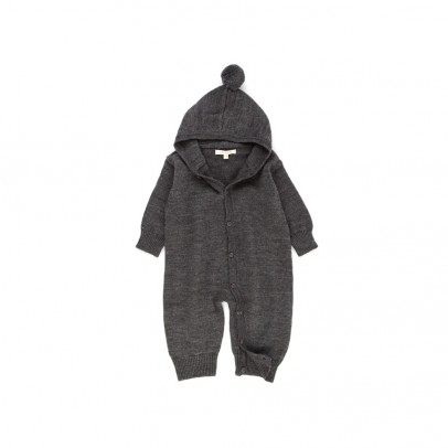 Overall Antonie Dark Grey Smallable