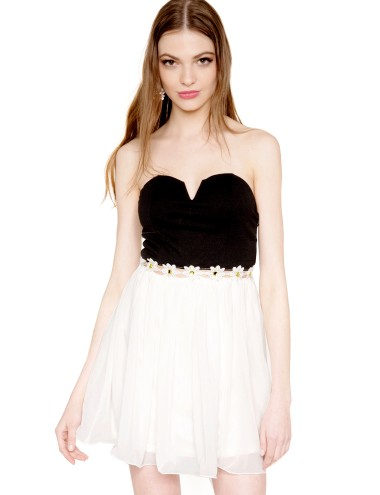 Sexy Prom Dress Cocktail Dress White Lace Dress 64