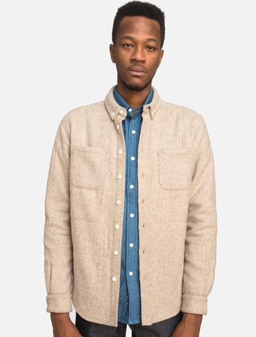 Rooney Winter Button Down