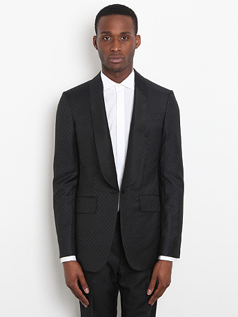 Alexander McQueen Men s Evening Jacket in black at oki ni