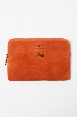 Zip Coral Pouch wrongweather