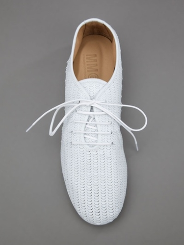 Sale Items Only Mm6 By Maison Martin Margiela Perforated Sneaker Henrik Vibskov boutique Online Store