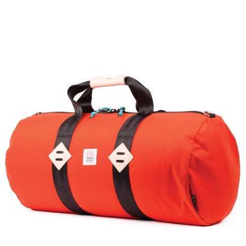 Topo Designs Duffel Bag Orange Undscvrd