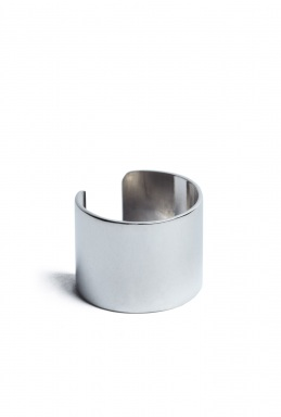 Mfp Mariafrancescapepe Plain Ring Band By Mfp Mariafrancescapepe