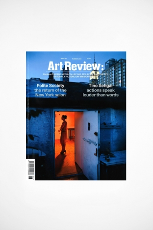 Art Review Issue 60 TRES BIEN