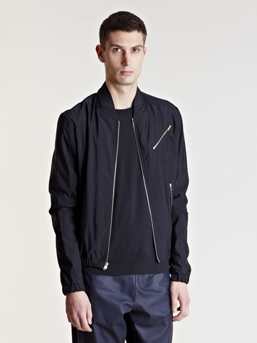 Tim Coppens Men's Stimulator Bomber Jacket Ln Cc