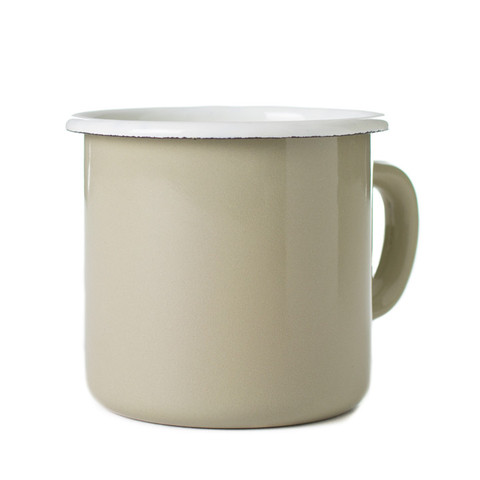 Enamel Mug Clay Old Faithful Shop