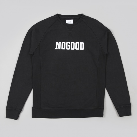 Nogood Norse Projects X Goodhood Tristan Sweat Black