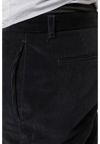 Pantalon Retro Dark Navy Le Dixieme Arrondissement