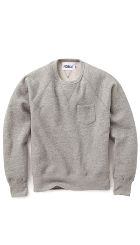 Noble Denim Sweatshirt East Dane