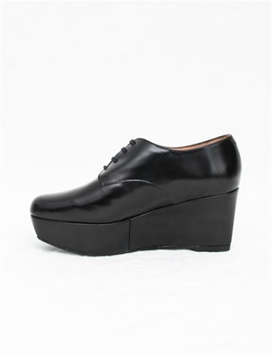 Robert Clergerie Lassor Platform Jazz Black