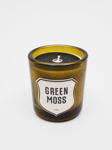 Izola Candle Green Moss Present London