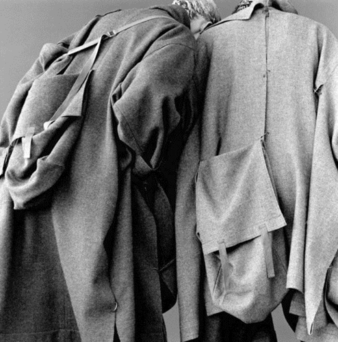 Dudes who look like Hoes notmyshoot Yohji Yamamoto FW 1983