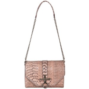 Givenchy Obsedia Lizard Shoulder Bag In Reptile Look Polyvore