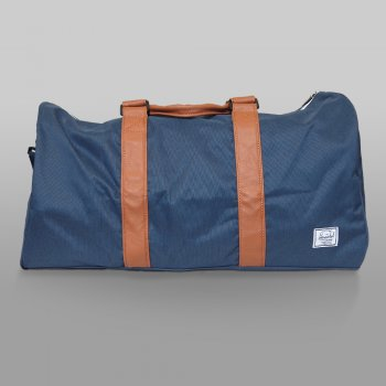 Herschel Supply Holdall Navy Ravine Duffel Herschel Supply Bags At Denim Geek Online.