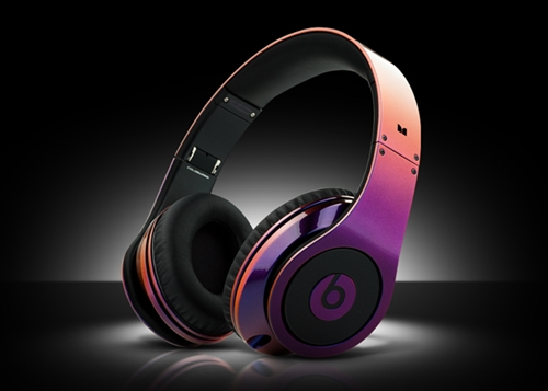 Chameleon Beats by Dr Dre Studio Headphones by ColorWare Hi Consumption