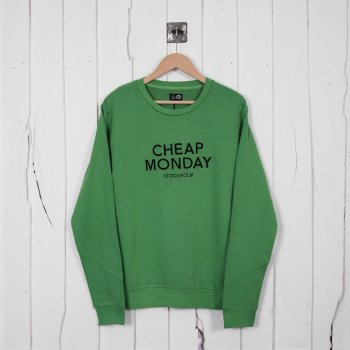 Cheap Monday Per Sweat Power Green Cheap Monday Clothing