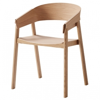 Cover Chair Oak Muuto Cover Chairs Furniture Finnish Design Shop